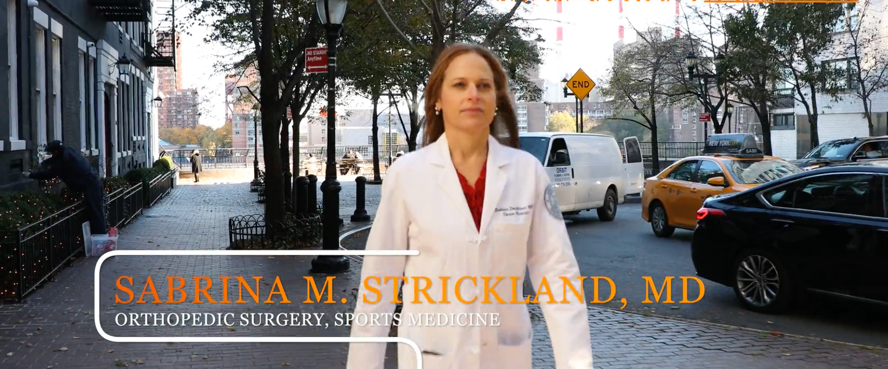 Get To Know Dr. Strickland - Orthopaedic Sports Surgeon